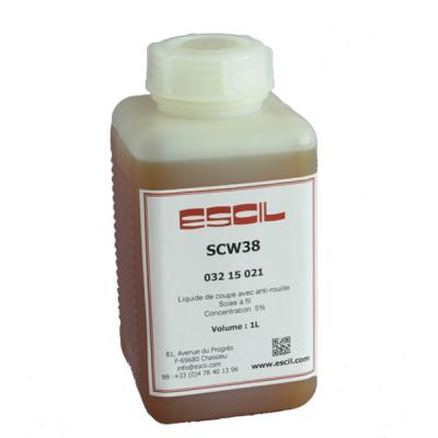 Liquide de coupe SCW38